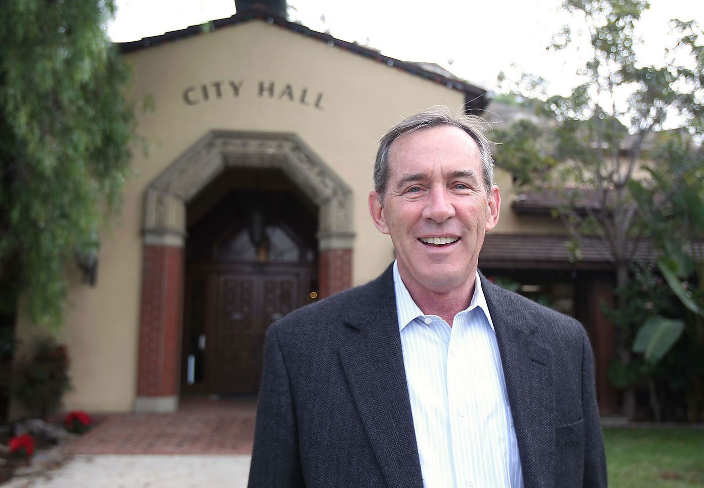 Mayor Whalen City Hall