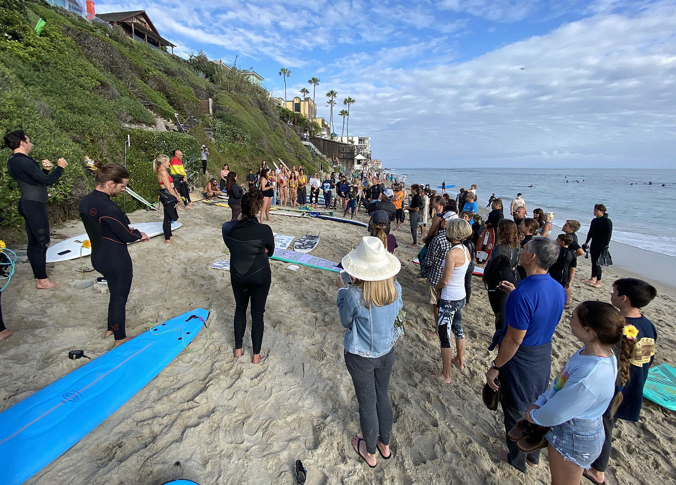 Paddle Out For Unity To Be Held Saturday 082820