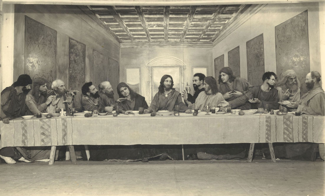 The beginnings Last Supper