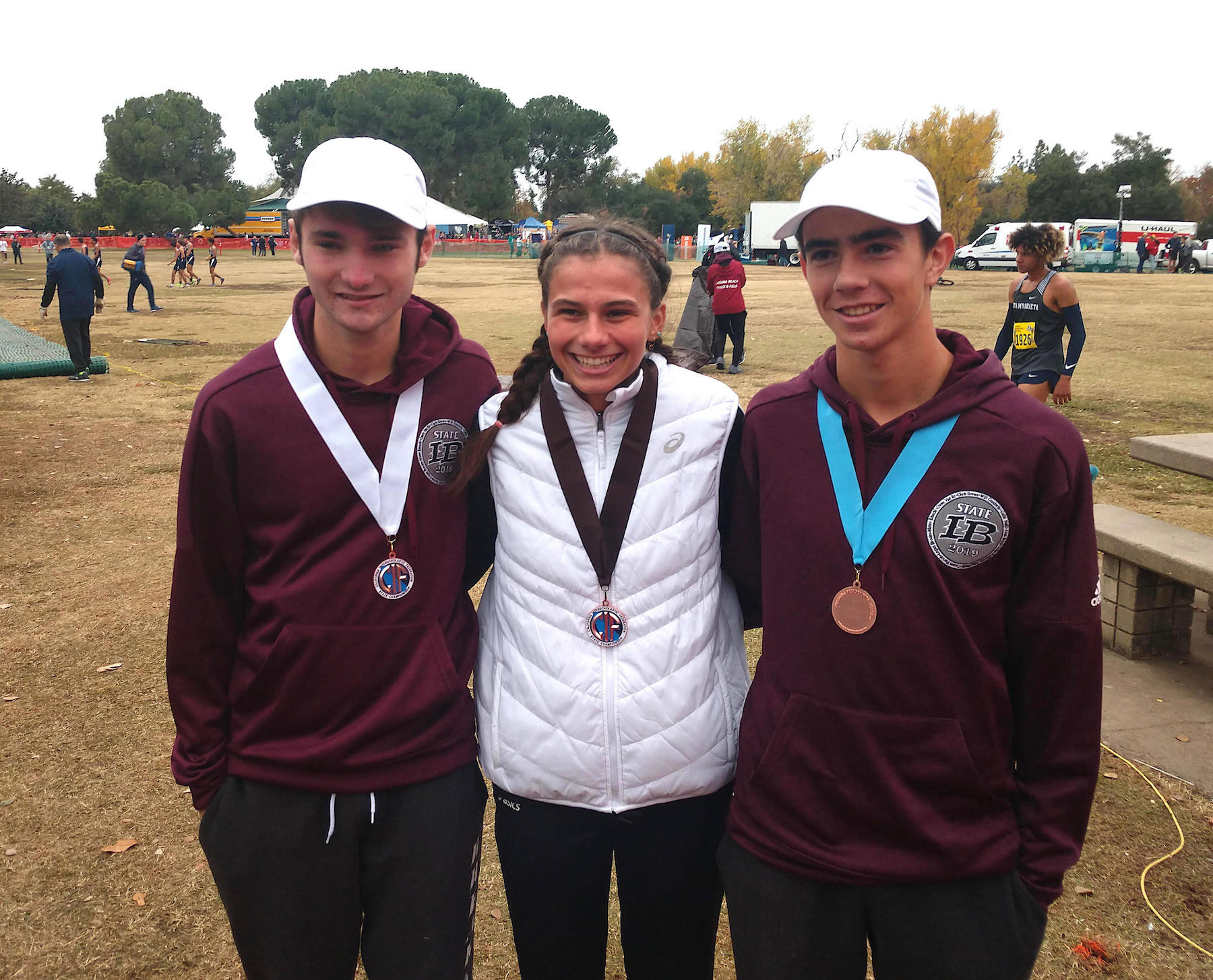 LBHS cross trio
