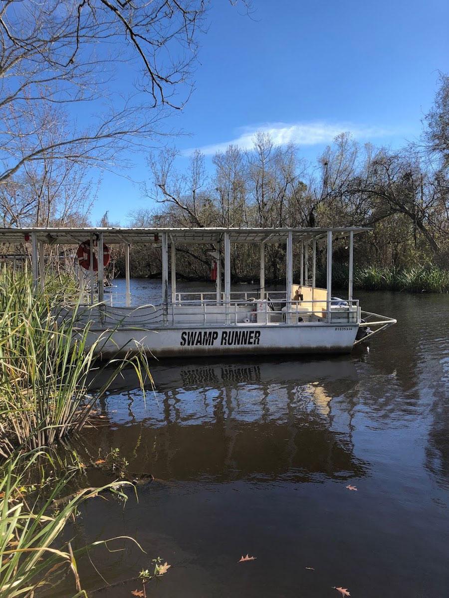A Day On The Louisiana Bayou 012219