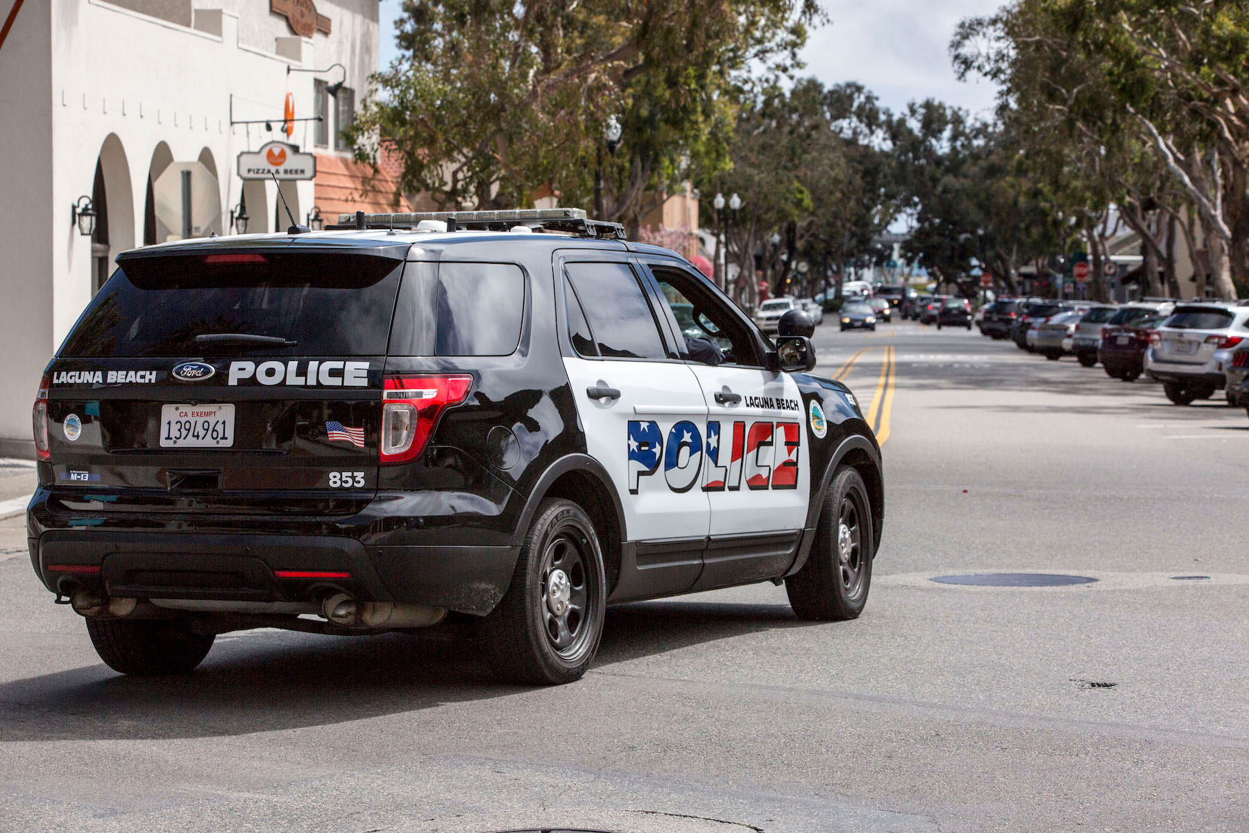LBPD accepting police