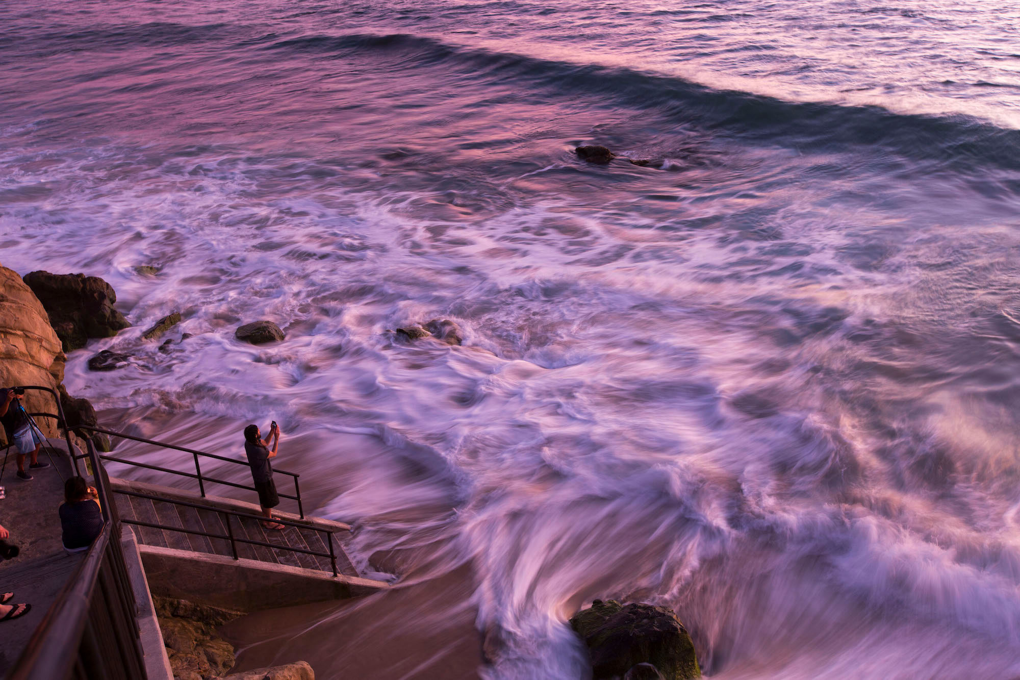 53da0b82 Sunset high tide paints 110918