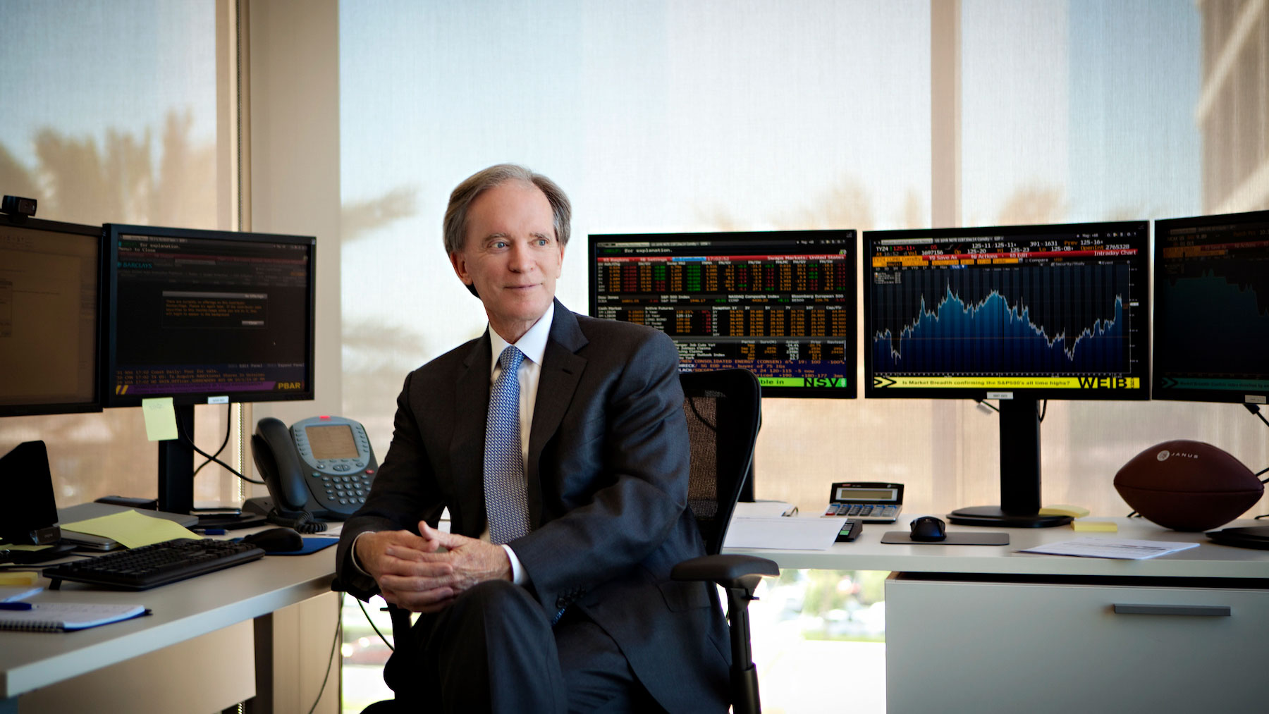 Bill Gross announces computer