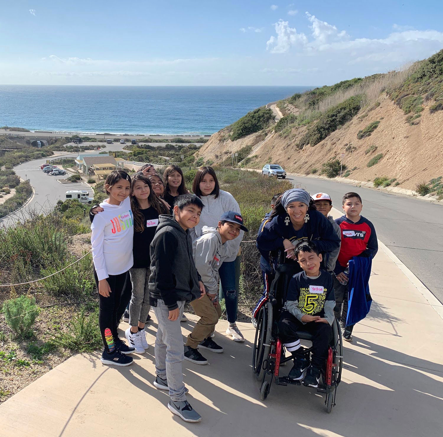 Crystal Cove youth